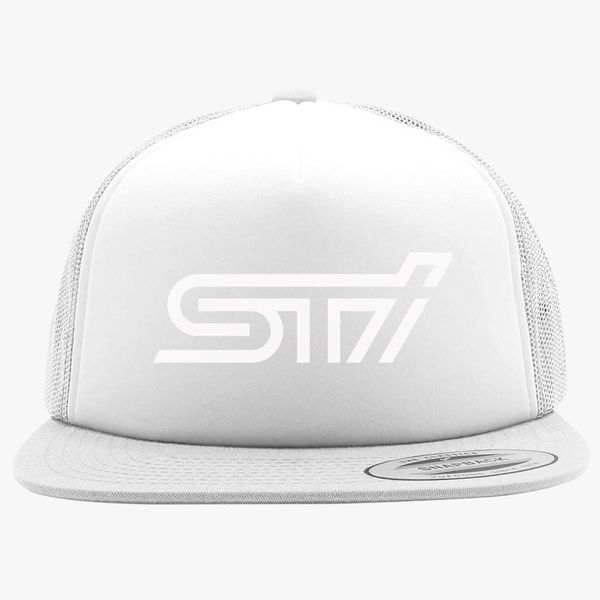 71c2ea1a Subaru sti logo Foam Trucker Hat - Customon