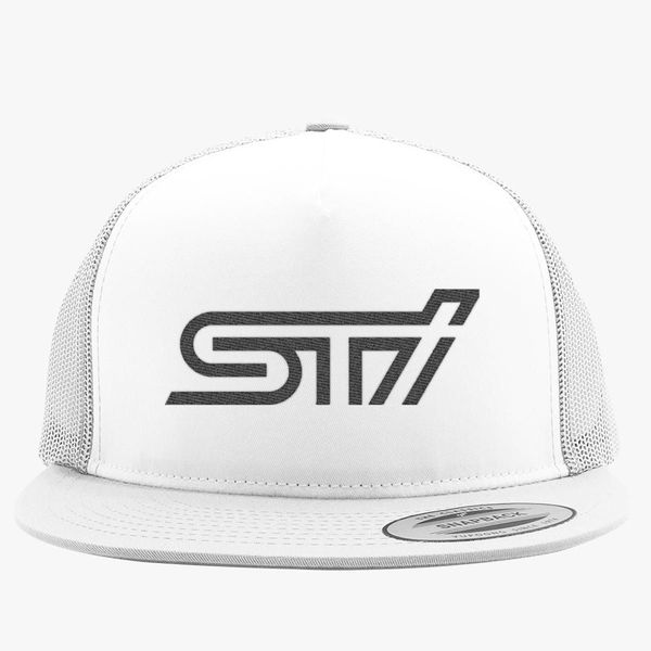 72037863 Subaru sti logo Trucker Hat (Embroidered) - Customon