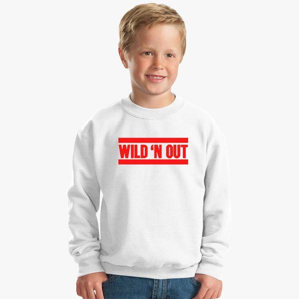 b423b53da743cf Wild n Out Kids Sweatshirt - Customon