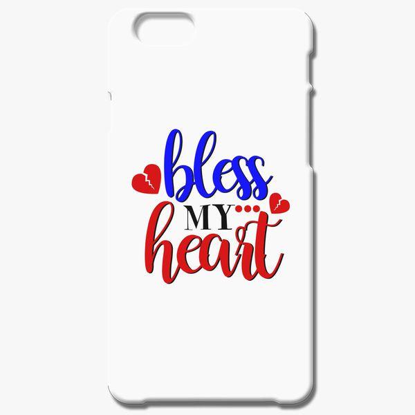 CHD Awareness Bless My Heart iPhone 6/6S Plus Case - Customon