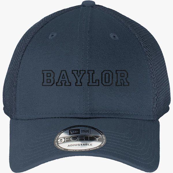 baylor university baylor New Era Baseball Mesh Cap (Embroidered ... 020f9ca0a97