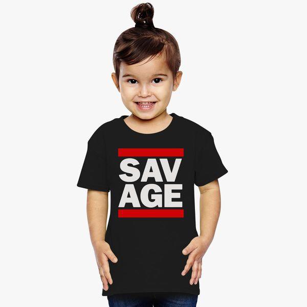 008144a66 Savage Martinez Twins Toddler T-shirt - Customon