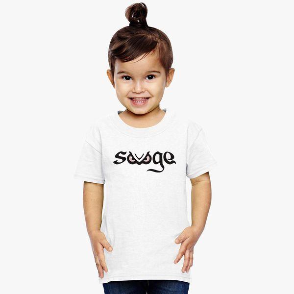 4cf1fd877 Savage Martinez Twins Toddler T-shirt | Customon.com