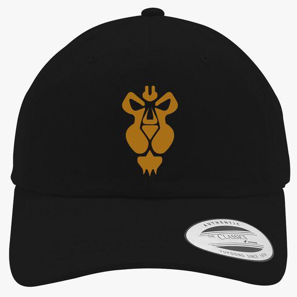 752e61234 World of Warcraft Alliance Logo Cotton Twill Hat - Customon.com