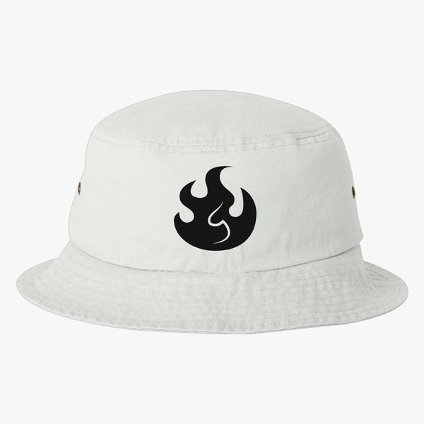 8b18da72d37 Skylanders Fire Icon Bucket Hat - Customon