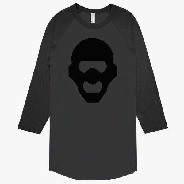 Team Fortress 2 Spy Logo Baseball T Shirt Customon