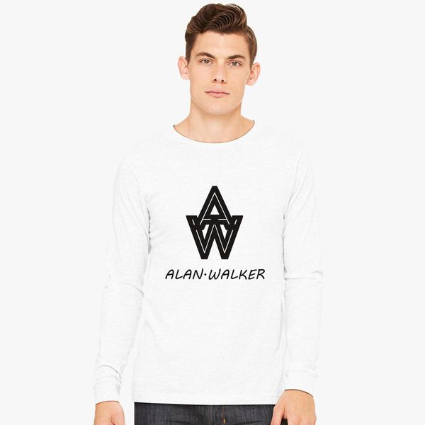 9a95fa4d Alan Walker Long Sleeve T-shirt - Customon