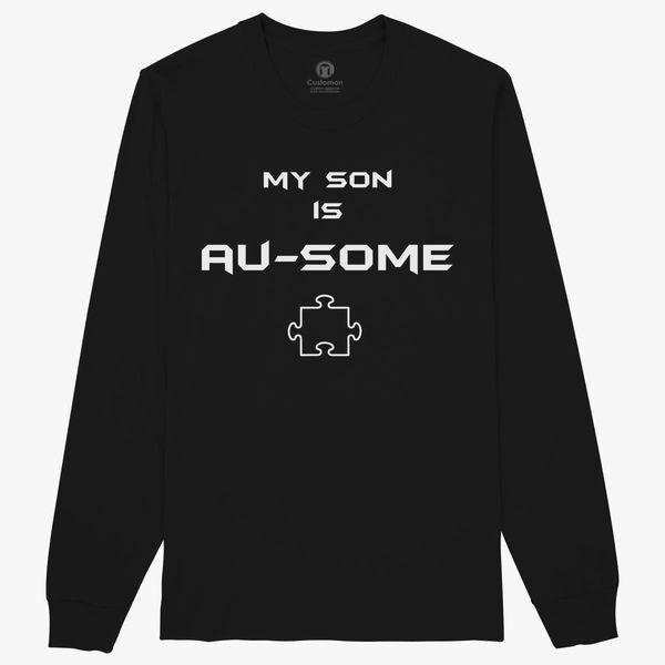 6eee0291d Autism Awareness Clothing Long Sleeve T-shirt - Customon