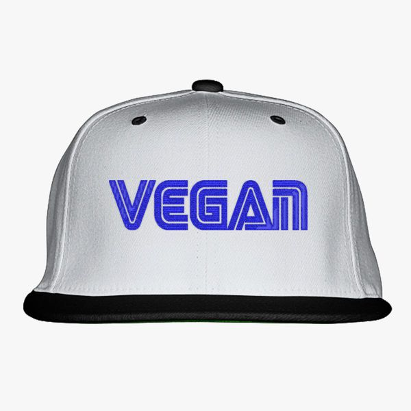 3a0685698 Vegan Sega Snapback Hat (Embroidered) - Customon