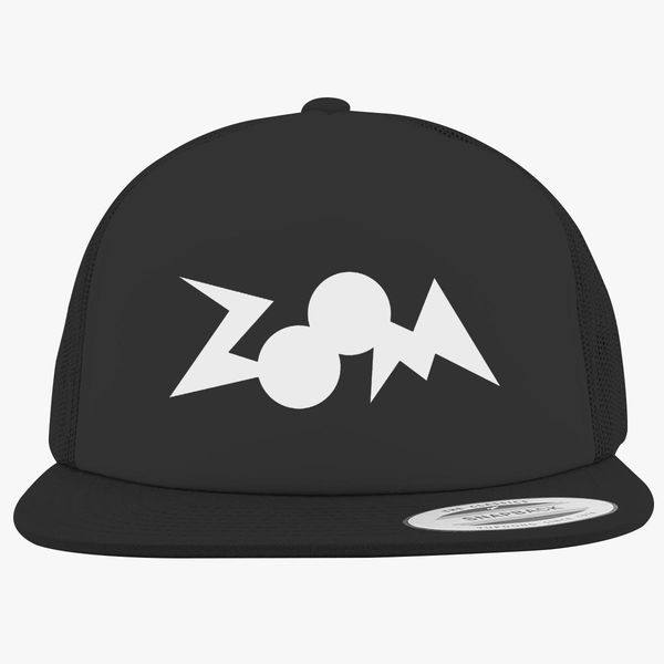 a22e64a2170c0 zoom logo Foam Trucker Hat - Customon
