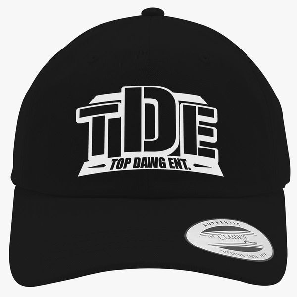 3b3e4f70e38 Top Dawg Entertainment Cotton Twill Hat - Customon