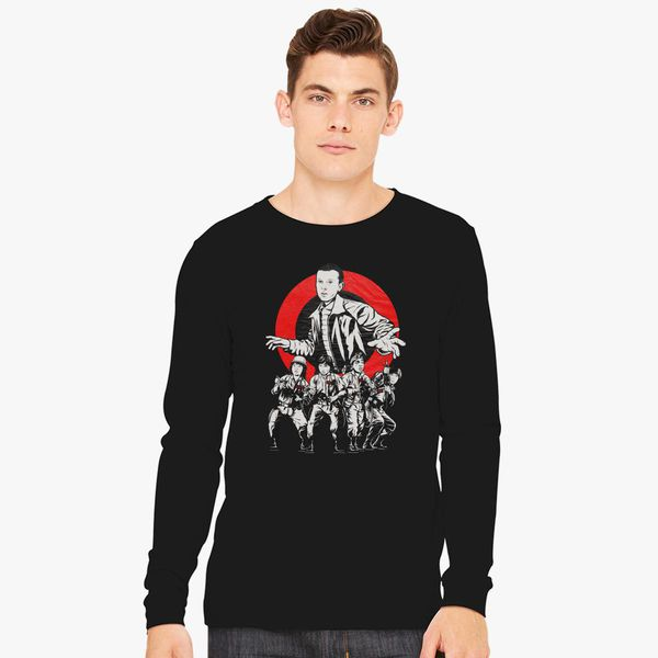 f29cc136a Stranger Things ghostbusters Long Sleeve T-shirt - Customon