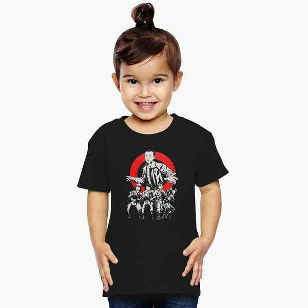 35abba6b5 Stranger Things ghostbusters Toddler T-shirt - Customon