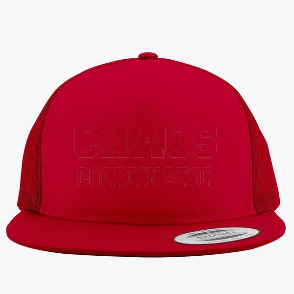 62e94c743e4 Chaos coordinator Trucker Hat (Embroidered) - Customon