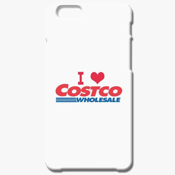 new arrival 7594a 6a24c I Love Costco iPhone 6/6S Plus Case - Customon