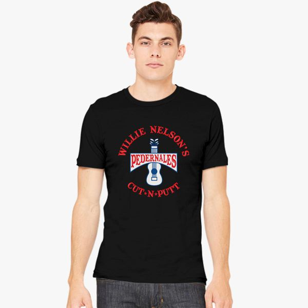 8d4b36765 Willie Nelson Men's T-shirt - Customon