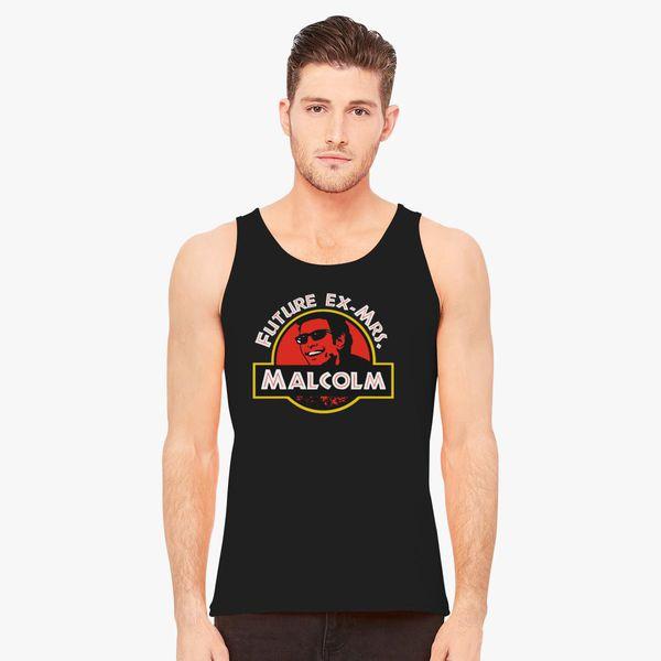 bee5b8a2afe3bb Ian Malcolm II Men s Tank Top - Customon
