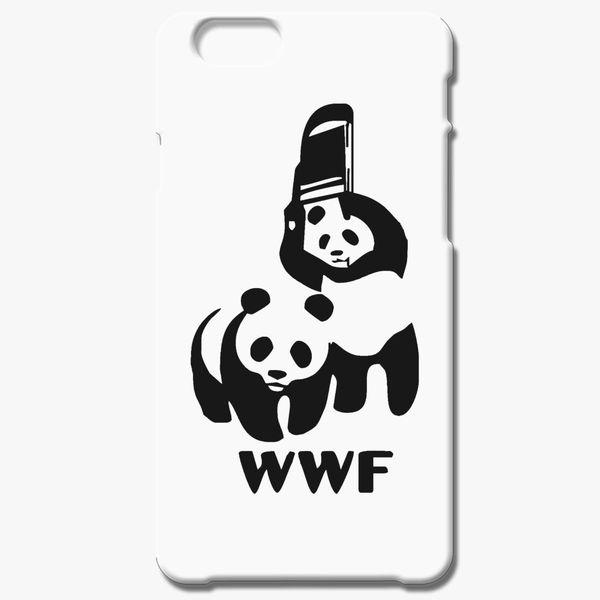 051121585 Panda Wrestling iPhone 6/6S Plus Case - Customon