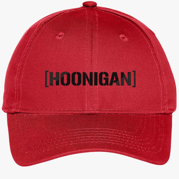 1170b784e Hoonigan Youth Six-Panel Twill Cap (Embroidered) - Customon