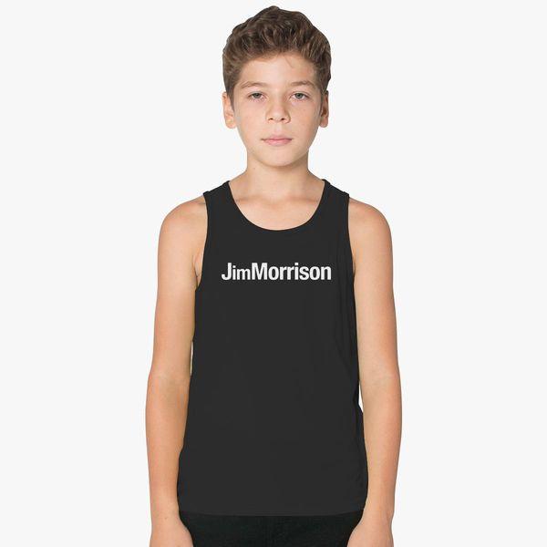 cf9d4752a7660e Jim Morrison Kids Tank Top - Customon