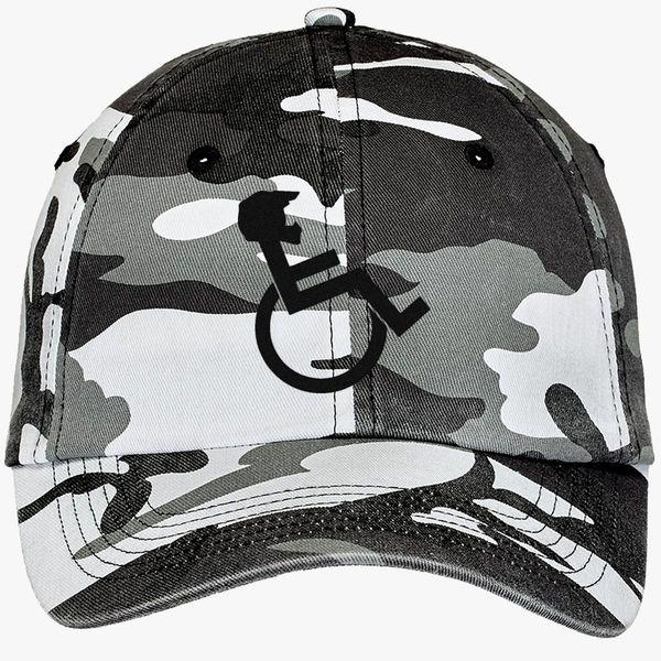 661c200ac Disable Hoonigan Camouflage Cotton Twill Cap (Embroidered) - Customon