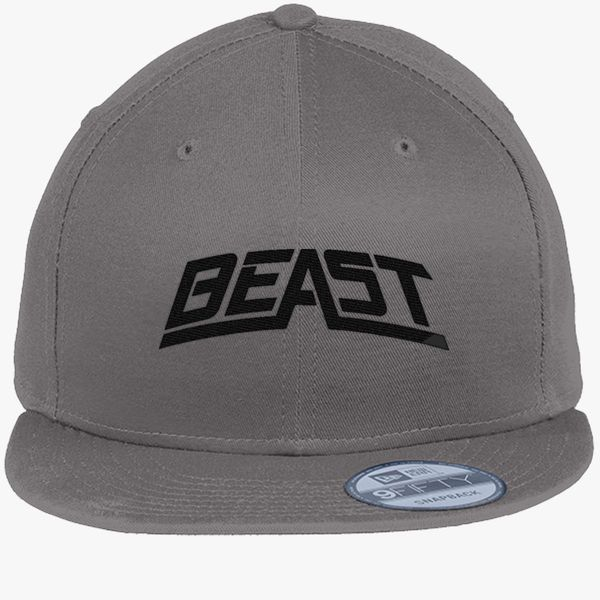 e070023764391 Ksi Beast New Era Snapback Cap (Embroidered) - Customon