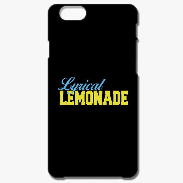 outlet store 9ad38 d7ccc Lyrical Lemonade iPhone 8 Plus Case - Customon