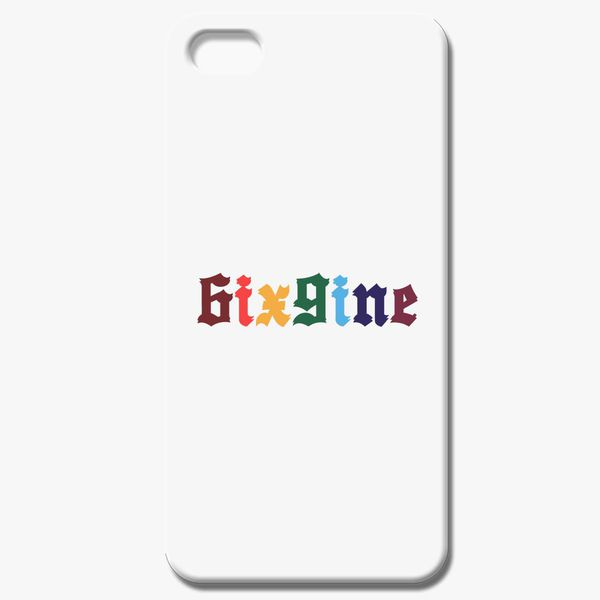 6ix9ine iphone 7 case