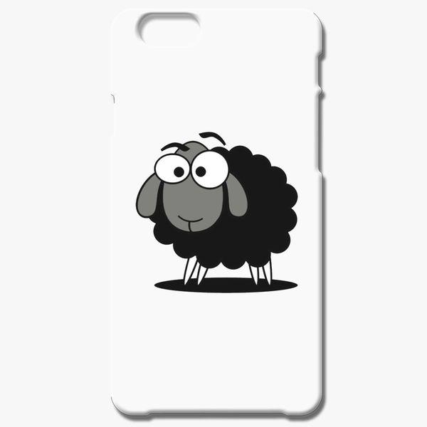 the latest df845 7e996 Black Sheep Cartoon iPhone 6/6S Plus Case - Customon