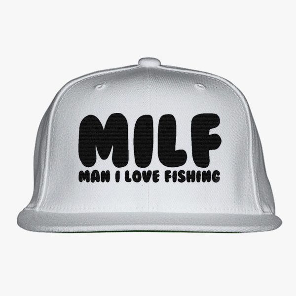Fishing with Her Husband District Distressed Dad Cap I Love Fishing Hat