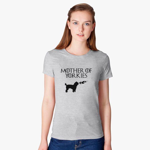 Mother of Yorkies Women's T-shirt - Customon