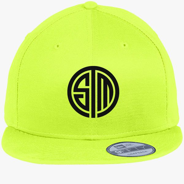 4b4772bae1d3d tsm team solomid logo New Era Snapback Cap (Embroidered) - Customon