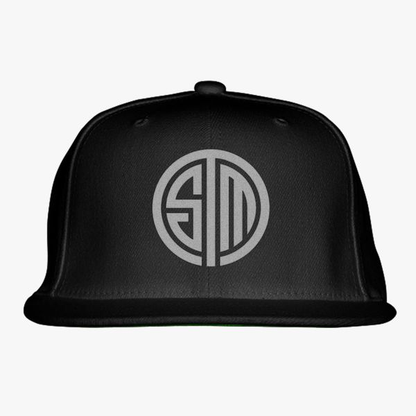 4ecb666cb5cac tsm team solomid logo Snapback Hat (Embroidered) - Customon