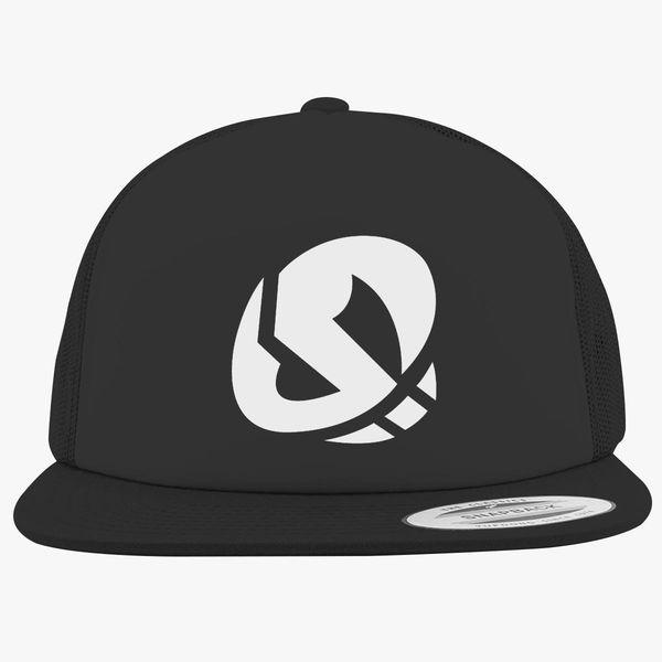 f96af5d57ed06a Team skull Foam Trucker Hat - Customon