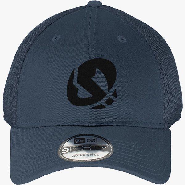 52764a0b1f9a38 Team skull New Era Baseball Mesh Cap (Embroidered) - Customon