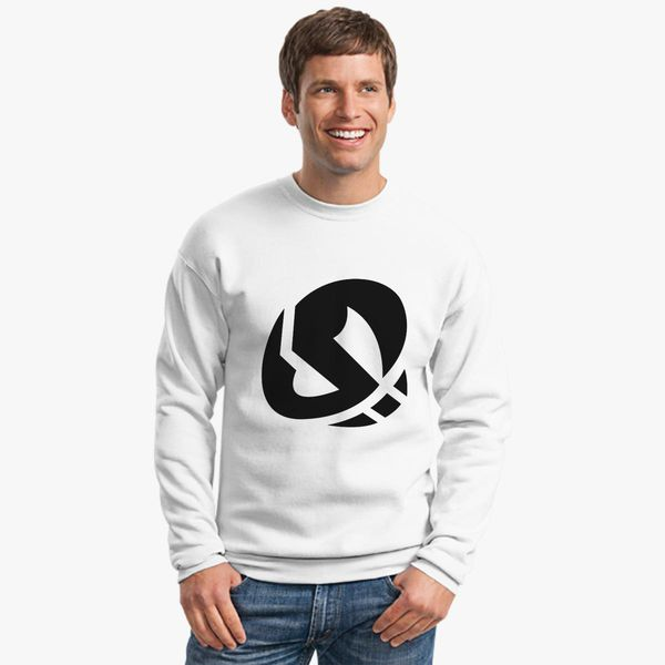 b464ac3e33893b Team skull Crewneck Sweatshirt - Customon