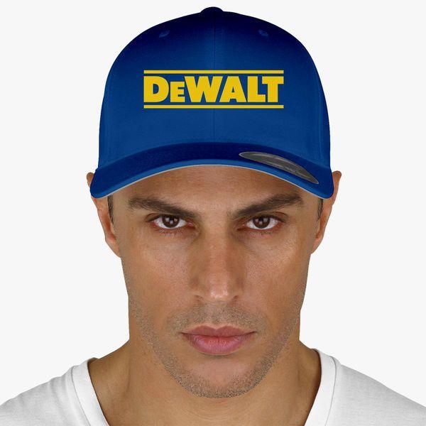 397dd2647d504 DeWALT Logo Baseball Cap - Customon