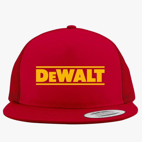 66807da482447 DeWALT Logo Trucker Hat - Customon