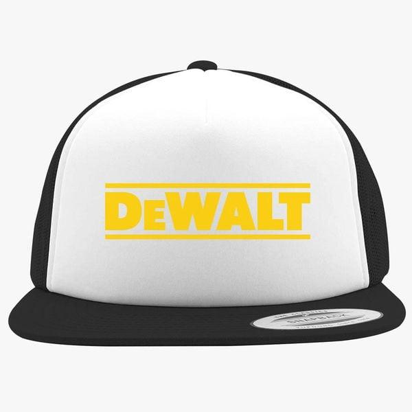 1d2e4ec357c53 DeWALT Logo Foam Trucker Hat - Customon