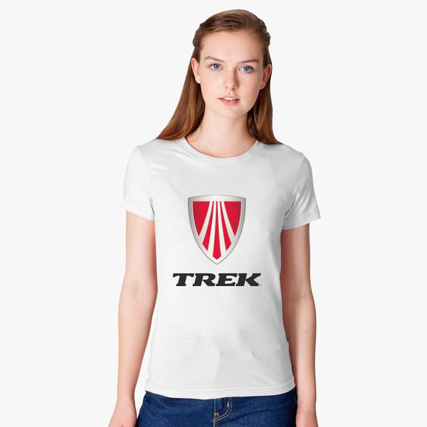 a91af972 Trek Bicycles Logo Women's T-shirt - Customon