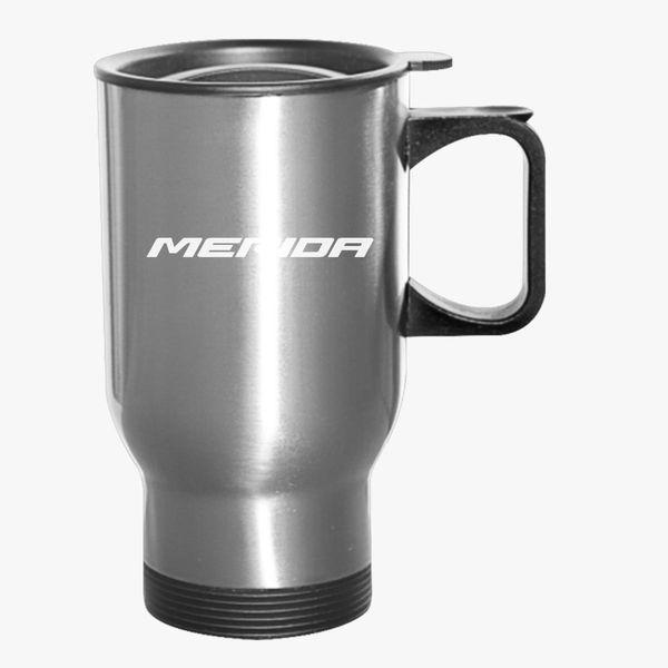 Merida Bikes Logo Travel Mug - Customon
