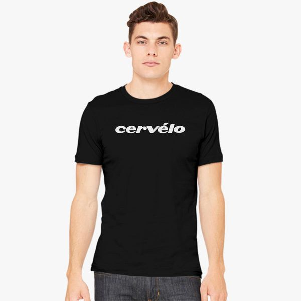 Cervelo Bicycle Company Logo Men/'s Black T-Shirt Size S to 3XL
