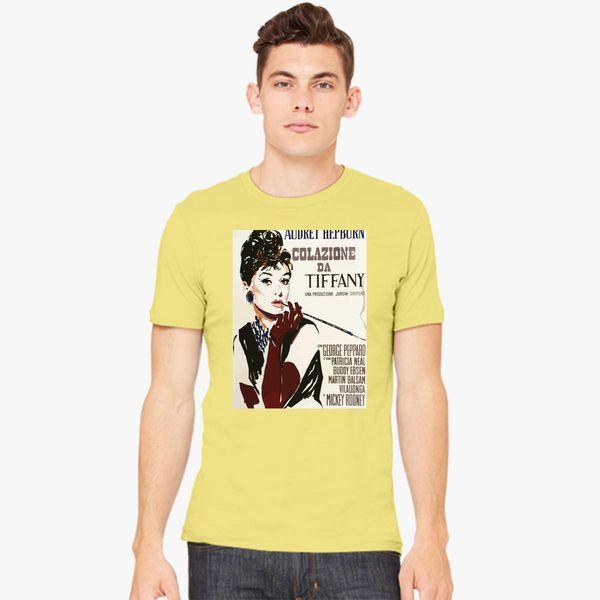 4bde8b73693b Breakfast at Tiffany Men s T-shirt - Customon