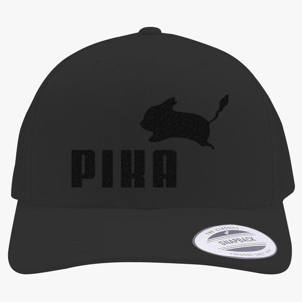 883eda919f0 Pika by Puma Retro Trucker Hat (Embroidered) - Customon