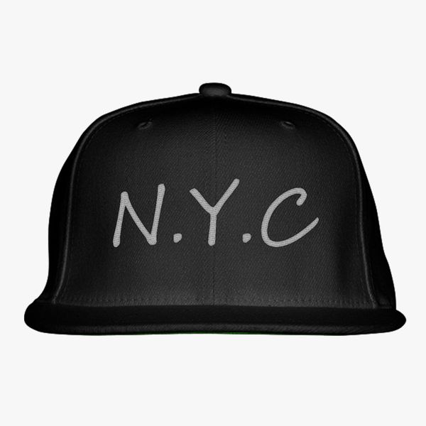 new york city nyc Snapback Hat (Embroidered)  f775643a3ea