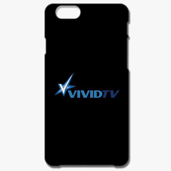 Vivid Tv Logo iPhone 6/6S Case - Customon