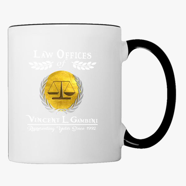 Law Offices Of Vincent L Gambini Coffee Mug Customon