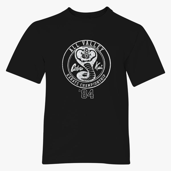 Cobra Kai All Valley Karate Championship 84 Youth T-shirt