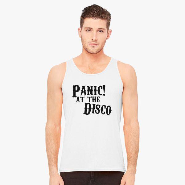 3e861e621298e4 Panic at the Disco Men s Tank Top - Customon