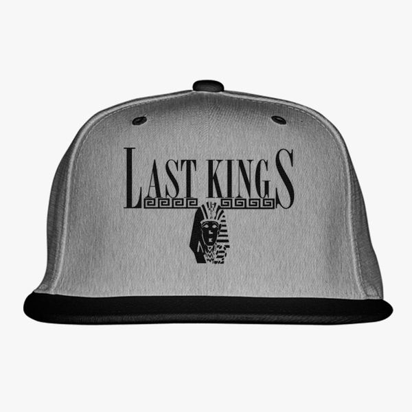 e8b9bc773 Tyga Last Kings Snapback Hat (Embroidered) - Customon
